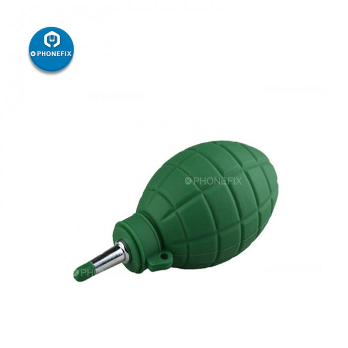 Rubber Air Dust Blower Pump Dust Cleaner for Phone PCB Cleaning Tool