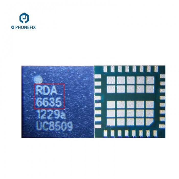 Power Amplifier IC RDA6231 RDA6635 RDA6582 RDA6636 PA Chip For Huawei