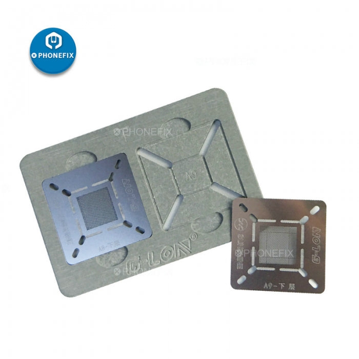 G-LON SS-601H Tin Plant Positioning Fixture For iPhone A10 A11 A12