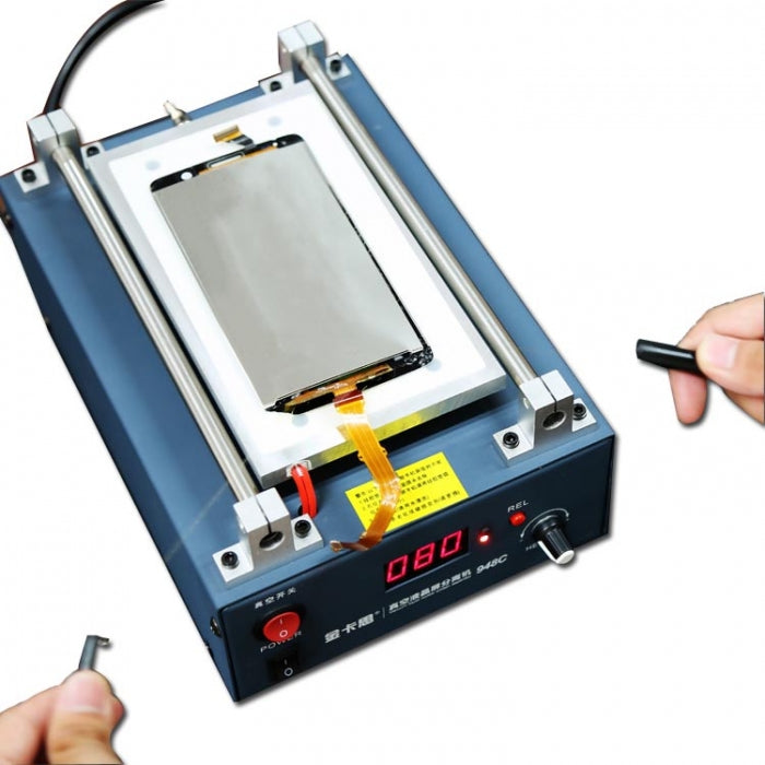 LCD Separator with Build-in Vacuum Pump for Phone Screen Separating