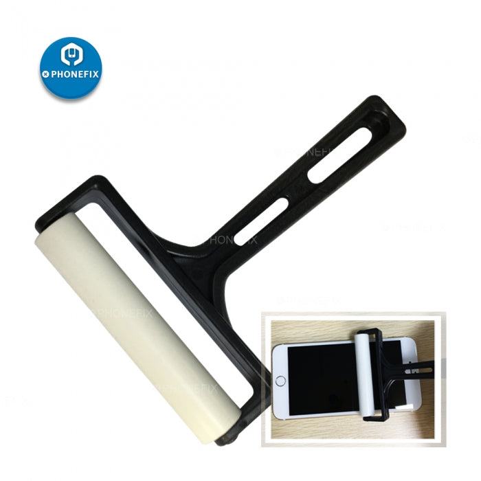 8cm 10cm Silicone Roller Tool Phone Screen LCD OCA Sticking Tool