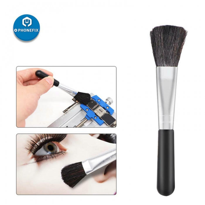 Fiber Wool Soft Cleaning Brush For Phone PC Keyboard Dust Cleaner Tool
