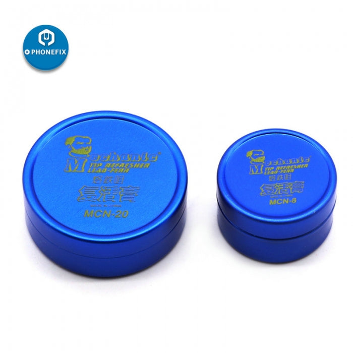 Mechanic Solder Iron Head Clean Cream for Oxidative Welding Head