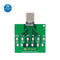 USB Dock Tail Plug Port Test Board for iPhone U2 / Micro Ports Testing