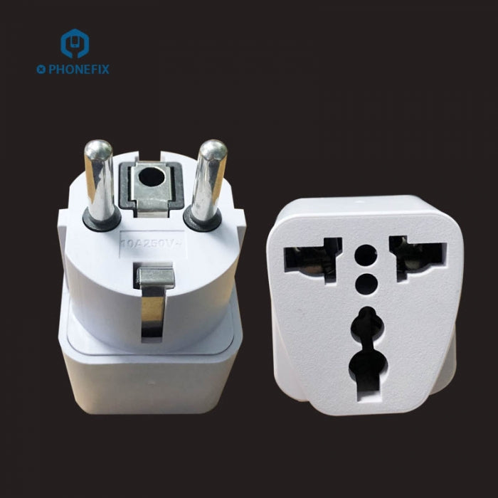 Power Converter AC Plug Charger Adapter US EU AU DE UK Countries