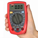 UT33 ABCD Digital Multimeter Palm Size circuit board Testing Repair
