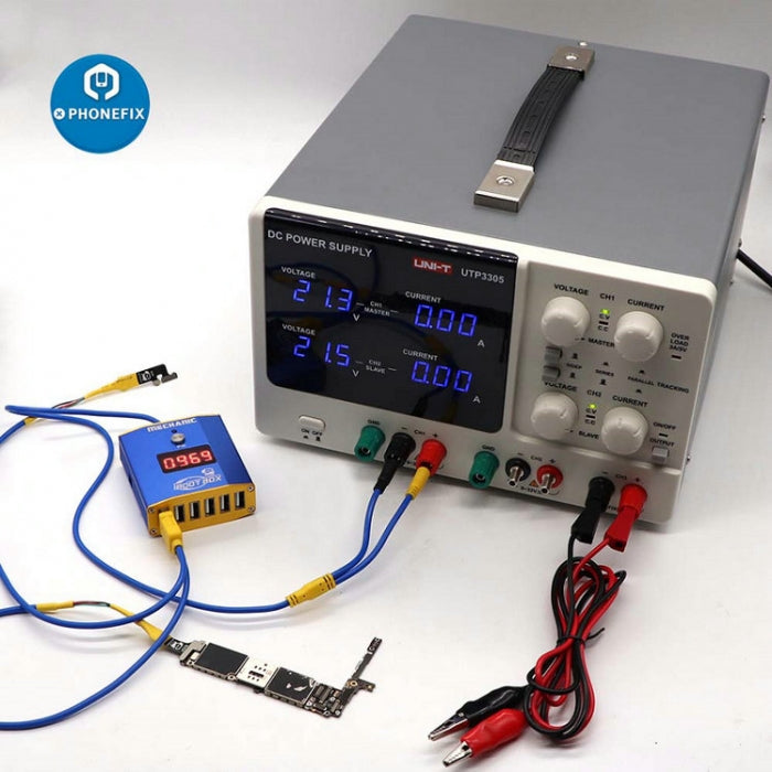 UNI-T UTP3305 Precision DC Power Supply 32V 5A Dual Channel