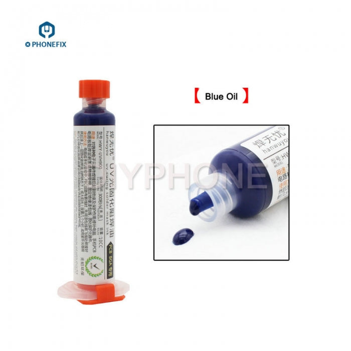 10CC UV Soldering Paste Flux Oil for Phone PCB BGA Repair
