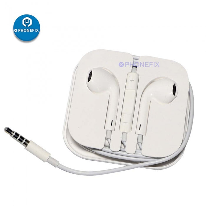 EarPods with 3.5mm Headphone Plug For Android & iOS