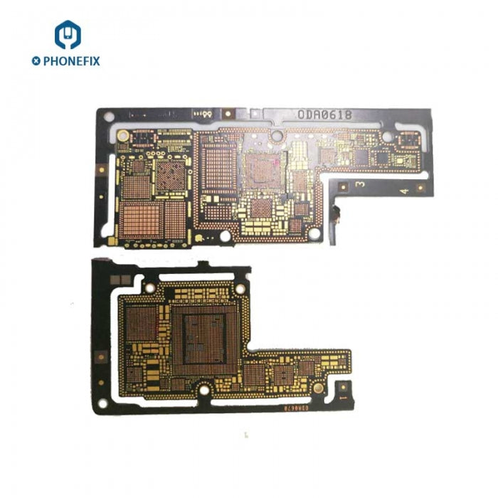 Bare Logic Board Empty Motherboard For iPhone 6P 7P 8 X Skill Training