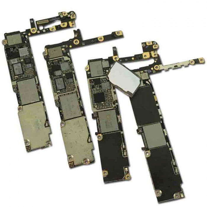 Damaged Junk Motherboard For iPhone 5S 6 7 SE Training Repair Skill
