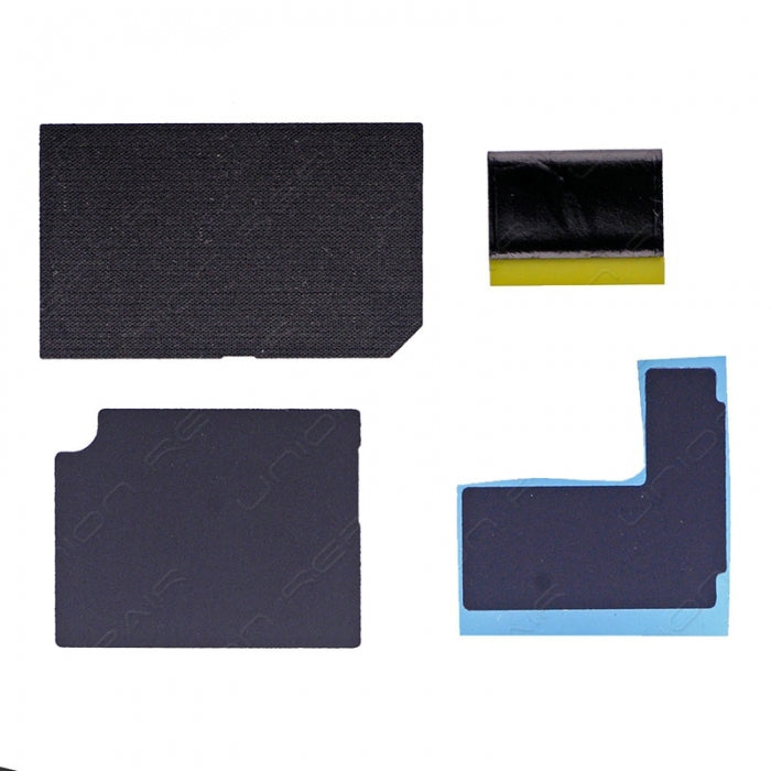 Black Heat Dissipation Adhesive Strip For iPhone 6 7 8 XR Motherboard