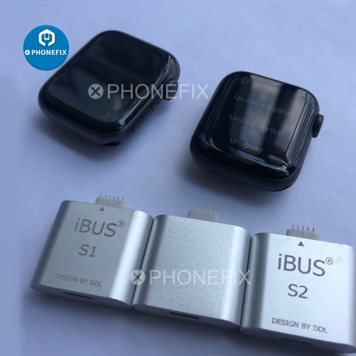 iBUS S4 S5 Box For Apple Watch 4 5 40/50mm Restore & Upgrade