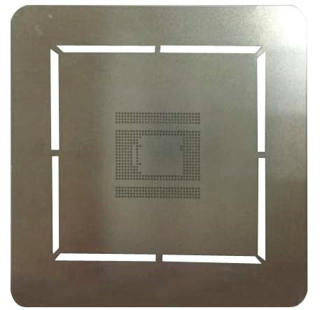 BGA Reballing Stencil Steel Net For Phone CPU IC Motherboard Repair