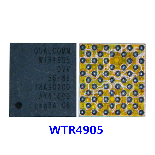 Mid Frequency IC WTR1605 RF Transceiver IC For iPhone 7 7P 8P X
