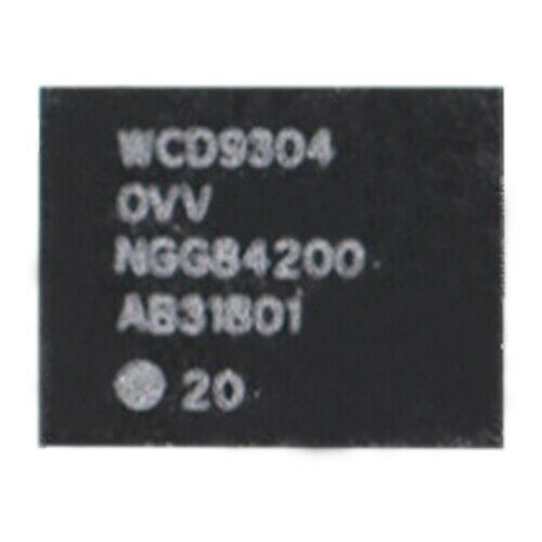 WCD9310 Audio Frequency IC WCD9320 9302 Audio IC For Xiaomi Max Note 3