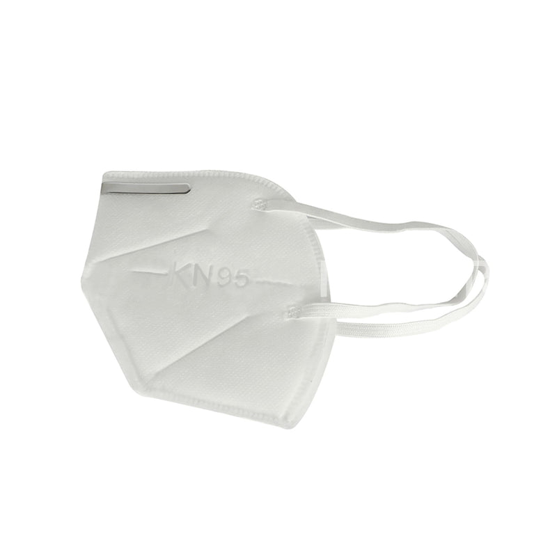 White KN95 FFP2 Mask 3M Antiviral Face Mask Particulate Respirator