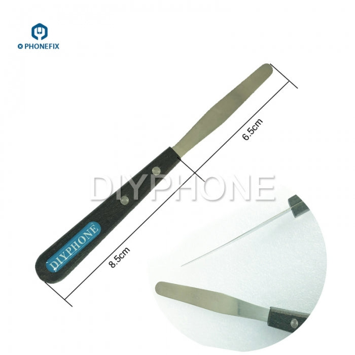 Stainless Steel Crowbar Pry Bar for Smartphone Dissembling Repair
