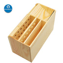 Toolguide Woody Multi-Function Screwdriver Storage Box