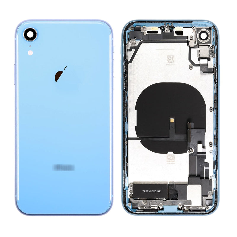 Full Rear Case Assembly For iPhone 8 To Xs Max