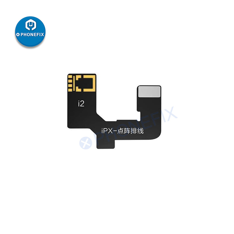 JC Dot Matrix Flex Cable For Repairing iPhone X 11 Face ID No Working
