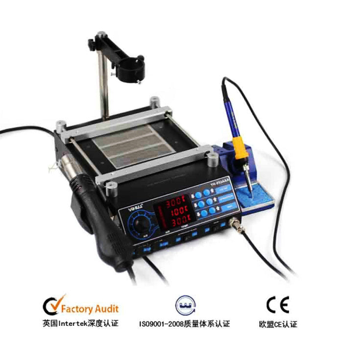 YIHUA 853AAA personal workshop soldering & BGA Rework Station