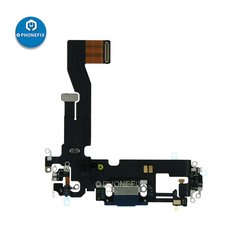 Charging Port Flex Cable Replacement Part For iPhone 12