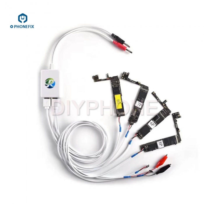W2018 DC Power Supply Test Cable for iPhone 5S 6 7 8 X