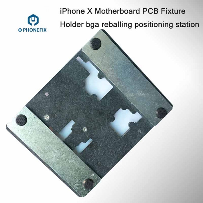PCB Motherboard Test Fixture for iPhone X BGA Reballing Positioning
