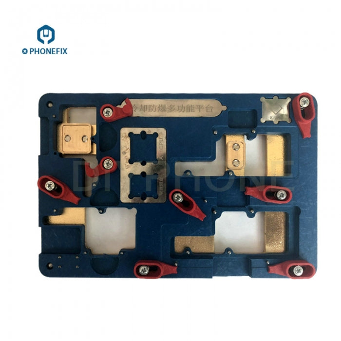 PCB Disassembly Repair Fixture Holder Double Layers Board for iPhone X