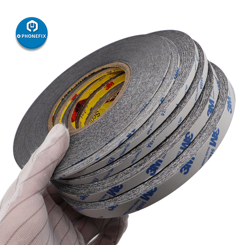 3M Black Double Sided Adhesive Tape For Phone Touch Screen Repair