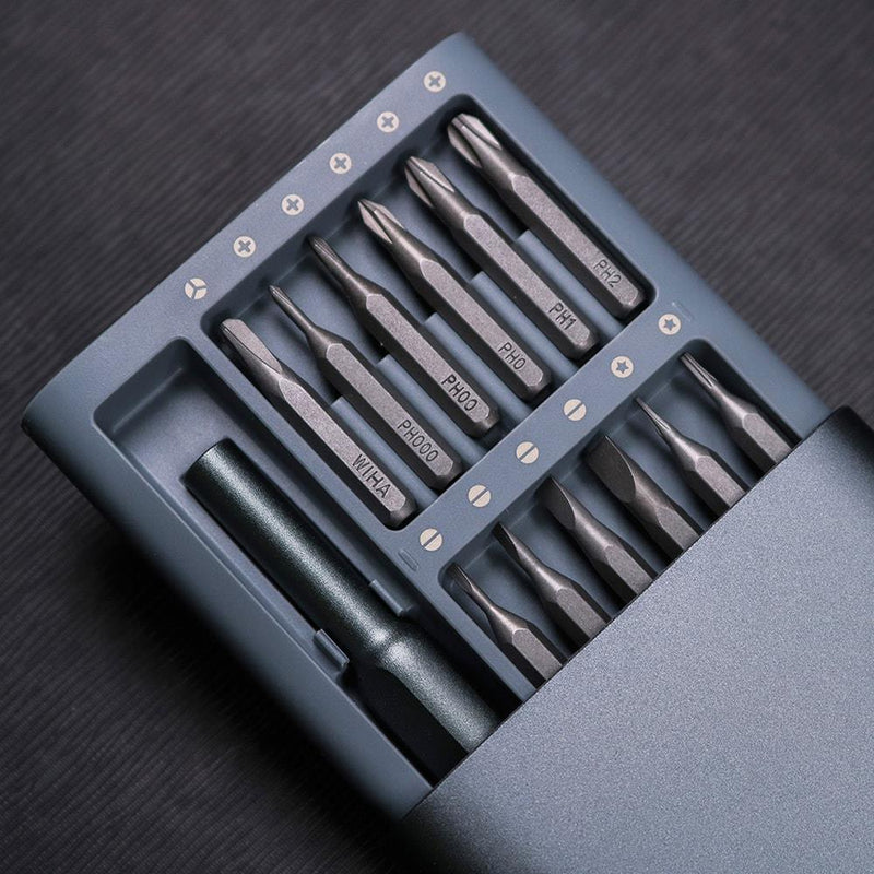 Xiaomi Mijia Wiha Precision Screwdriver Set 24 in 1 Magnetic Bits