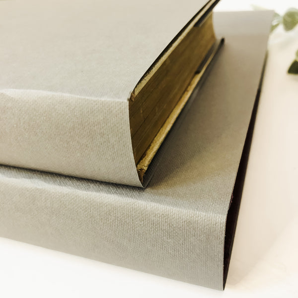 Grey Decorative Books