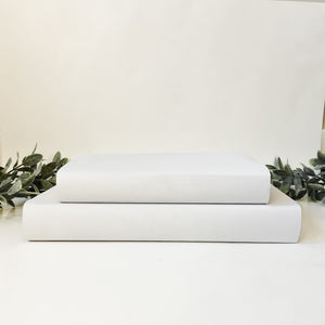 White Decorative Books