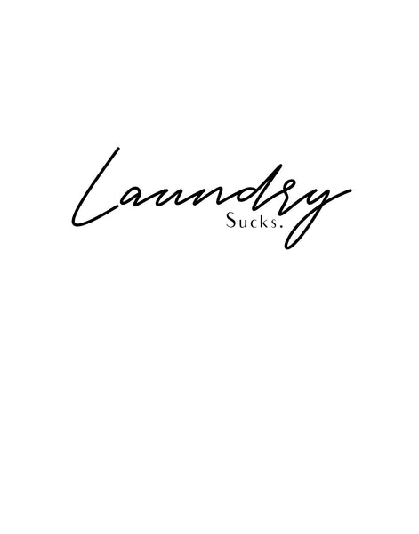 Laundry - Sucks