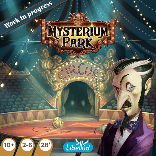 MYSTERIUM PARK DISPONIBLE