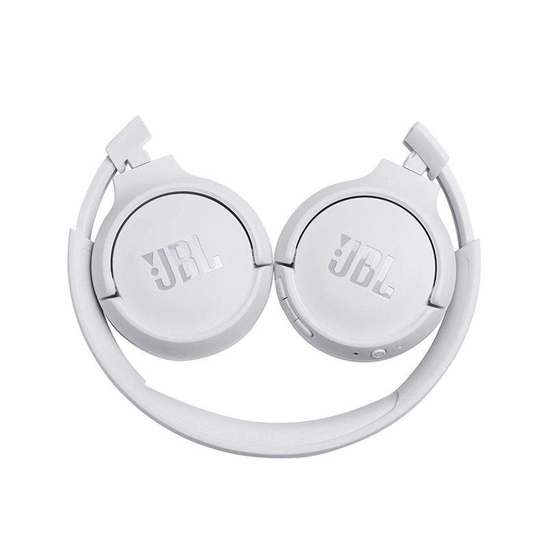 CASQUE JBL BLUETOOTH TUNE500BT BLANC - Declic Informatique