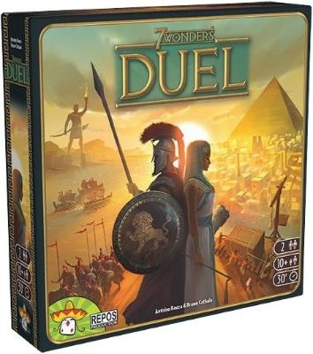 7 WONDERS DUEL - Declic Informatique