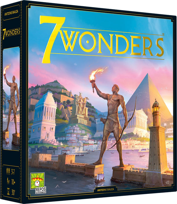 7 WONDERS (NOUVELLE EDITION) - Declic Informatique