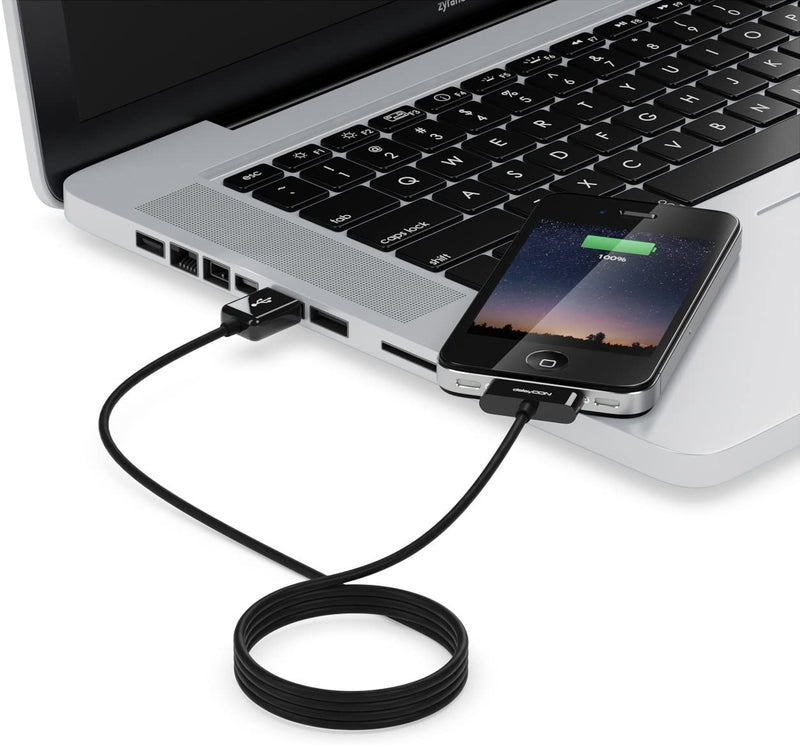 CABLE DOCK 30 BROCHES IPHONE 4/4S/3/3G - Declic Informatique