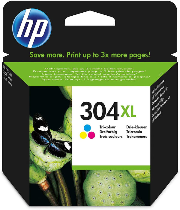 HP 304 XL COULEUR - Declic Informatique
