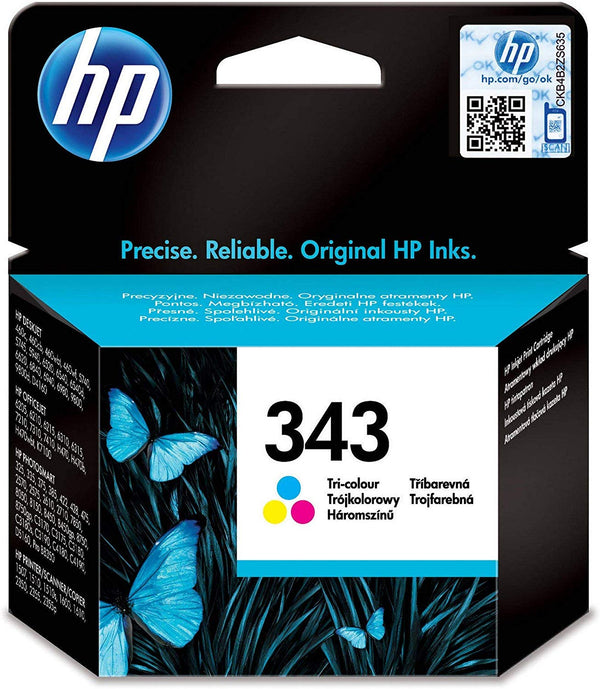 HP 343 COULEUR - Declic Informatique