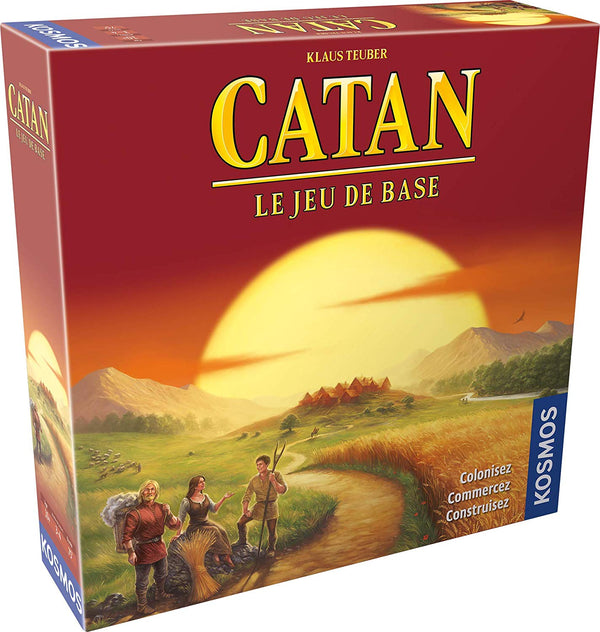 CATAN - Declic Informatique