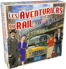 LES AVENTURIERS DU RAIL NEW YORK (TICKET TO RIDE) - Declic Informatique