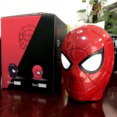 ENCEINTE PORTABLE BLUETOOTH SPIDERMAN - Declic Informatique