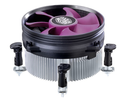 COOLER MASTER X DREAM i117 - Radiateur ventilateur Socket 775 / 1150 / 1151 / 1155 / 1156, alu - Declic Informatique
