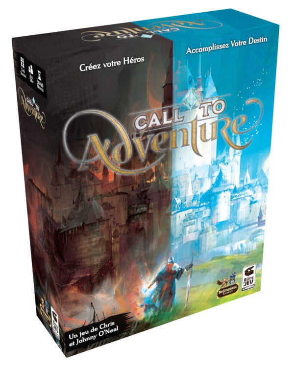 CALL TO ADVENTURE - Declic Informatique