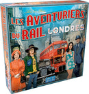 LES AVENTURIERS DU RAIL LONDRES (TICKET TO RIDE) - Declic Informatique