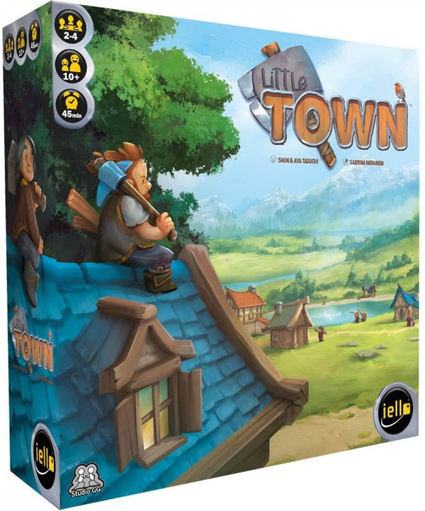 LITTLE TOWN - Declic Informatique