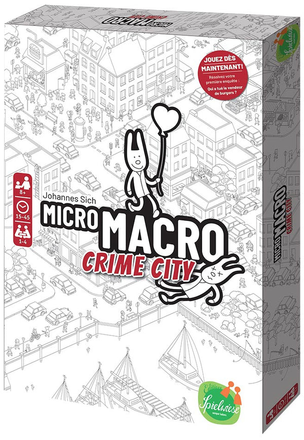 MICRO MACRO CRIME CITY - Declic Informatique